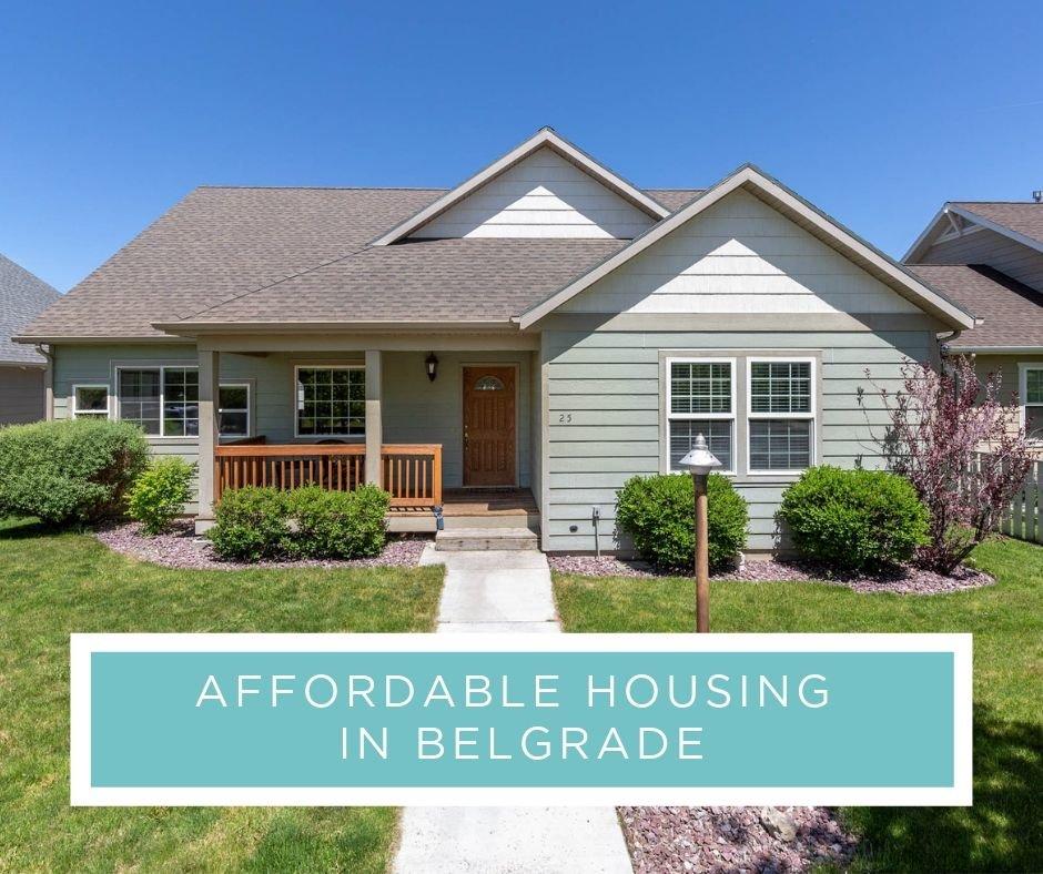 Bozeman MT Affordable Housing